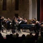 תזמורת בימקא. צילום הדר אלפסי