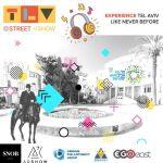 TLV street show sq poster